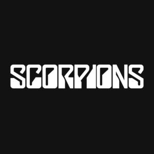 Scorpions Logo Stamp