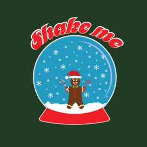 Shake me snowball