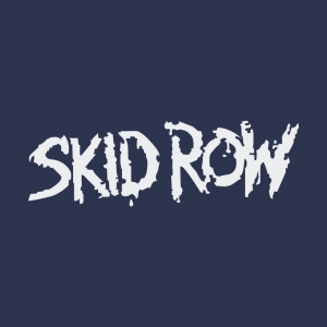 Skid Row - Logo Stamp