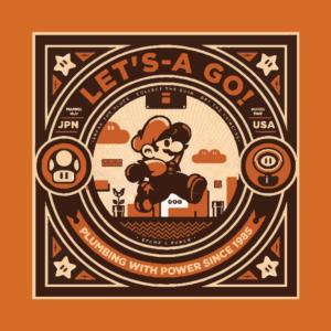 Super Mario Lets a go