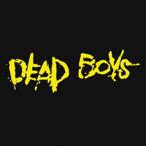 The Dead Boys Logo Stamp