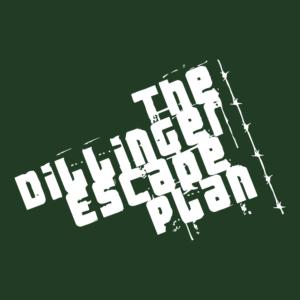 The Dillinger Escape Plan Logo Stamp 2