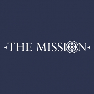 The Mission - Logo Stamp 1