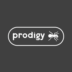 The Prodigy Logo Stamp 3