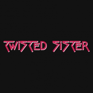 Twisted Sister Logo Stamp