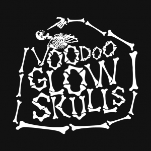 Voodoo Glow Skulls Logo Stamp 1