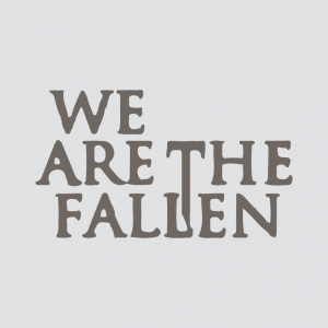 We are the Fallen - We are the Fallen Logo Stamp