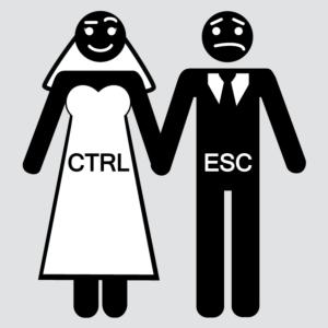 Wedding Ctrl+Esc