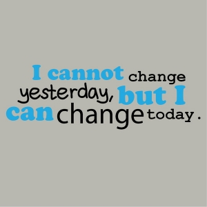 cannot yesterday