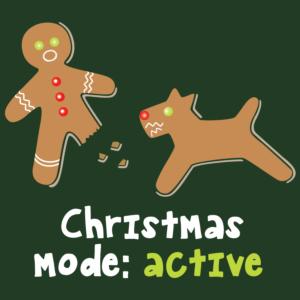 christmas mode active