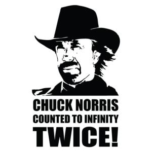 chuck infinity