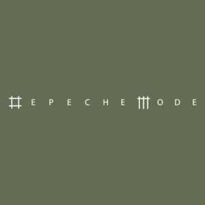 Depeche Mode - Logo Stamp