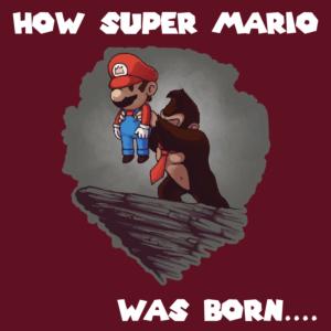 how Super Mario was born