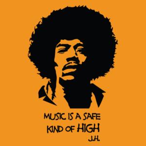 jimi music high