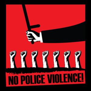 no police violence