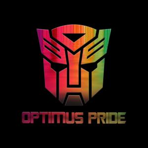 Social Στάμπα Optimus Pride