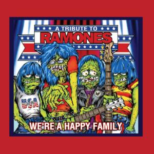 ramones - we're a happy family