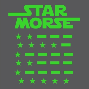 Star Morse Green