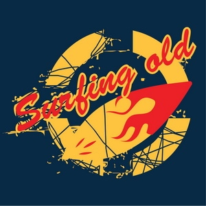 surfing old