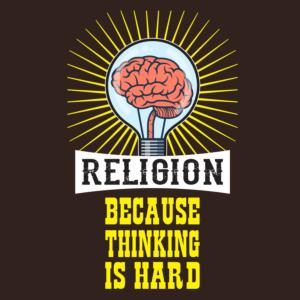Τhinking is Ηard