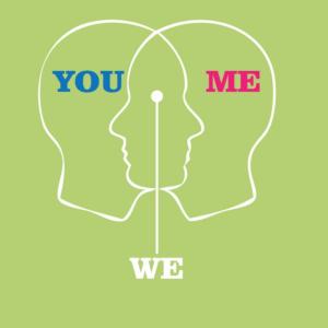 you me we