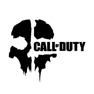 Gaming Στάμπα Call Of Duty Ghost