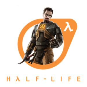 Gaming Στάμπα Half Life