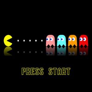 Gaming Στάμπα Press Start