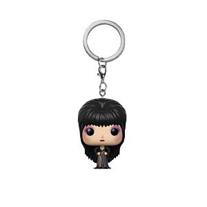 Elvira Mistress of the Dark Pocket POP! VinylKeychain Elvira 4 cm
