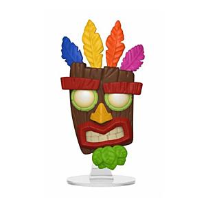 Crash Bandicoot POP! Games Vinyl Figure Aku Aku 9cm