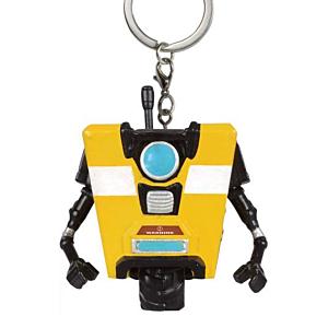 Borderlands Pocket POP! Vinyl Keychain Claptrap 4cm