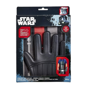 Star Wars cooking apron with silicone oven gloveDarth Vader --- DAMAGED PACKAGING