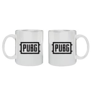 Playerunknown's Battlegrounds (PUBG) Mug Logo