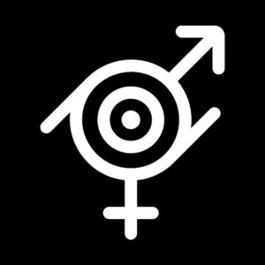 Genderfluid Symbol LGBTQ+
