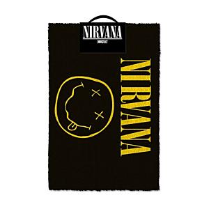 Nirvana Doormat Smiley 40 x 60 cm