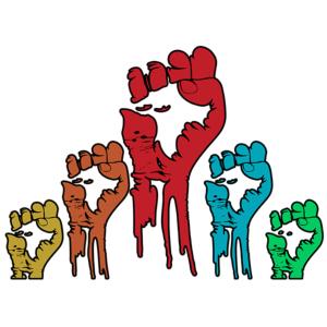 Human Rights Fists