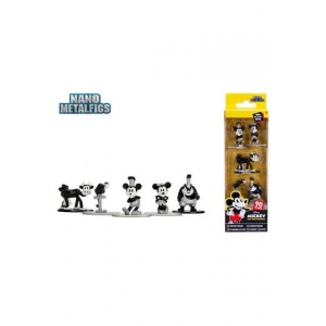 Disney Nano Metalfigs Diecast Mini Figures 5-PackMickey's 90th 4 cm