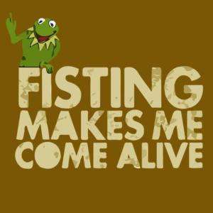 Fisting Kermit