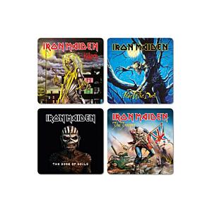Iron Maiden Coaster Pack (4)