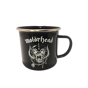 Motorhead Enamel Mug Warpig