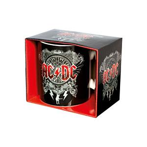 AC/DC Mug Black Ice