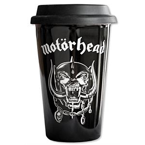 Motorhead Travel Mug Logo