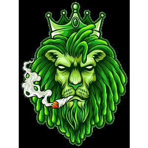 Lion Rasta King