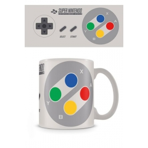 Nintendo Mug SNES Controller