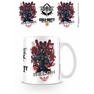 Call of Duty Black Ops 4 Mug Recon