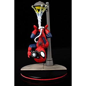 Marvel Comics Q-Fig Figure Spider-Man Spider Cam14 cm