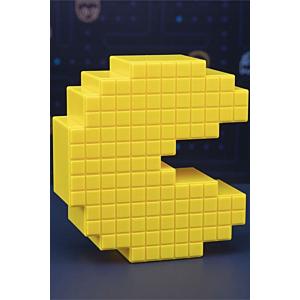 Pac-Man 3D Pixelated Light Pac-Man 15 cm