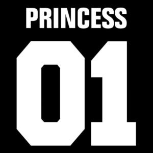Valentine Tshirt Princess 01 - Tshirtakias.gr