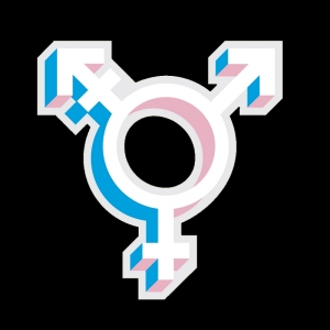Transgender Symbol LGBTQ+