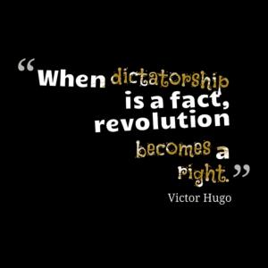 Victor Hugo Revolution